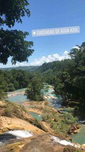 Cascades d'Agua azul