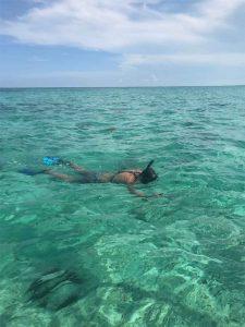Snorkelling, la randonnée aquatique
