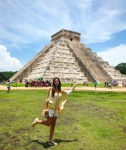 Temple maya de Chichenitza