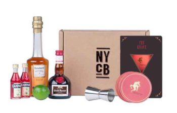 Box Cocktail Box