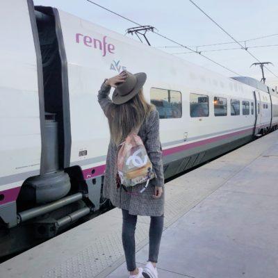 En Mode TGV pour Madrid